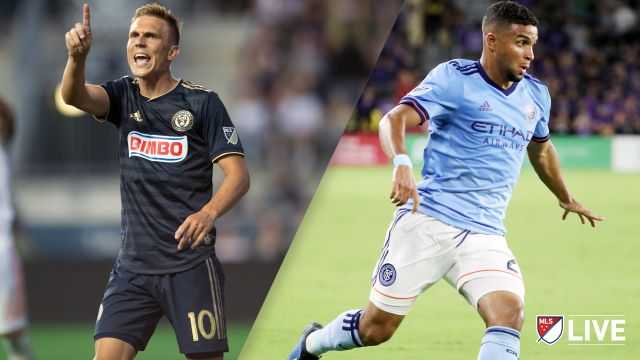 Philadelphia Union vs. New York City FC