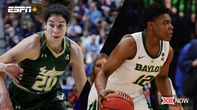#25 South Florida vs. #2 Baylor (W Basketball)