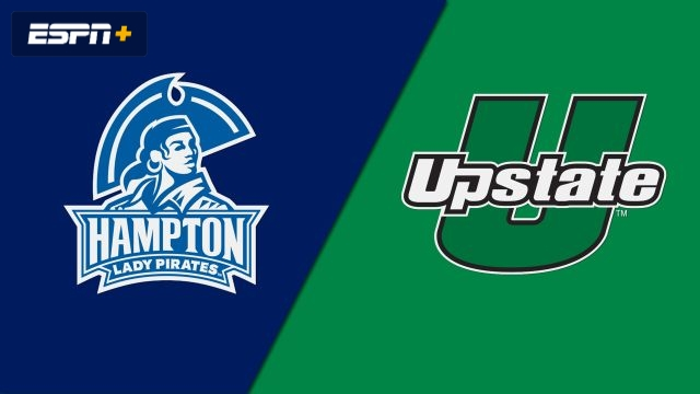 Hampton vs. USC Upstate (W Volleyball)