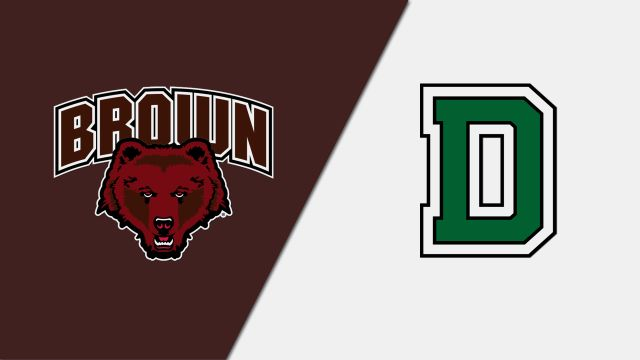 Brown vs. Dartmouth (W Basketball)