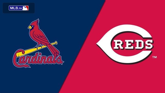 St. Louis Cardinals vs. Cincinnati Reds