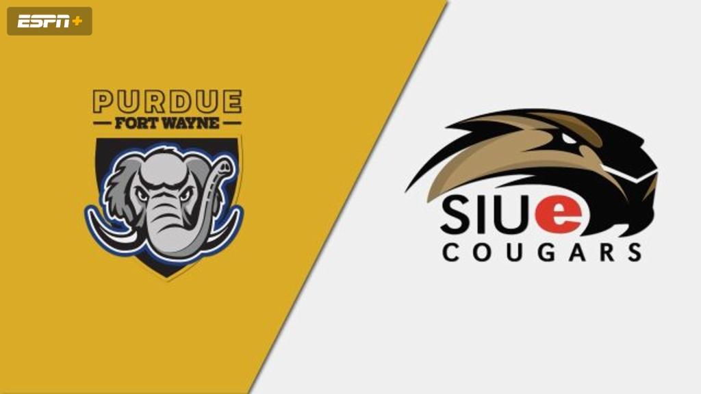 Fort Wayne vs. SIU-Edwardsville (W Basketball)