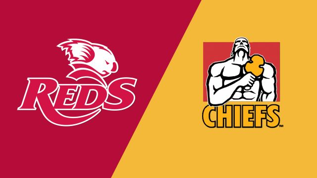 Reds vs. Chiefs (Super Rugby)