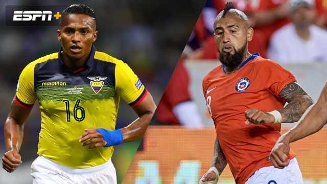 Ecuador vs. Chile (Group Stage) (Copa America)