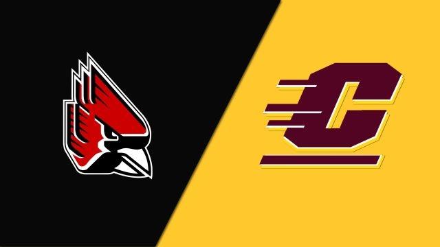 Ball State vs. Central Michigan (Game 8) (Baseball)