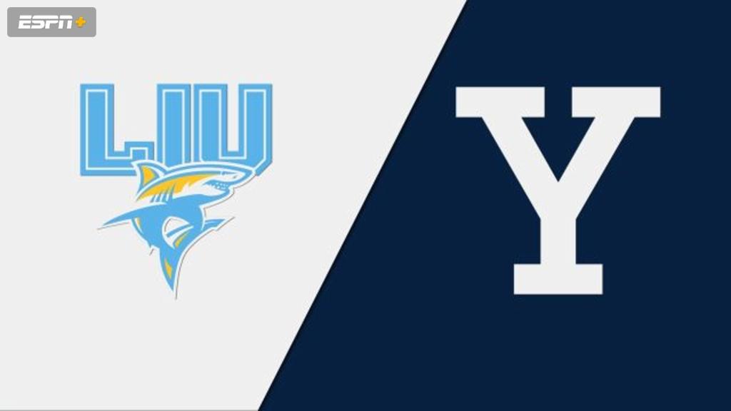 Long Island University vs. Yale (W Hockey)