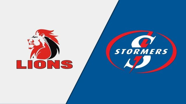 Lions vs. Stormers (Super Rugby)