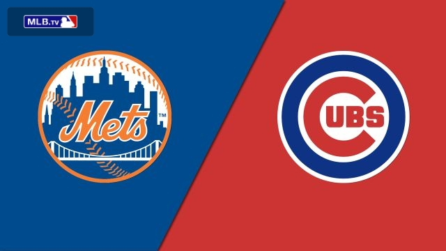 New York Mets vs. Chicago Cubs