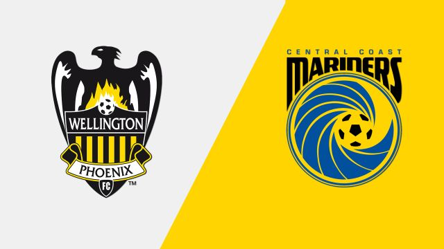 Wellington Phoenix vs. Central Coast Mariners (A-League)
