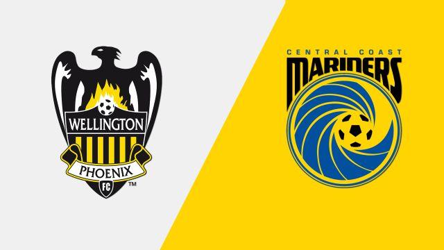 Wellington Phoenix vs. Central Coast Mariners (A-League)