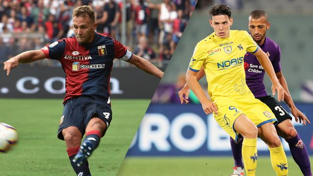 Genoa vs. Chievo (Serie A)