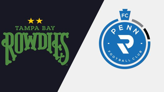 Tampa Bay Rowdies vs. Penn FC