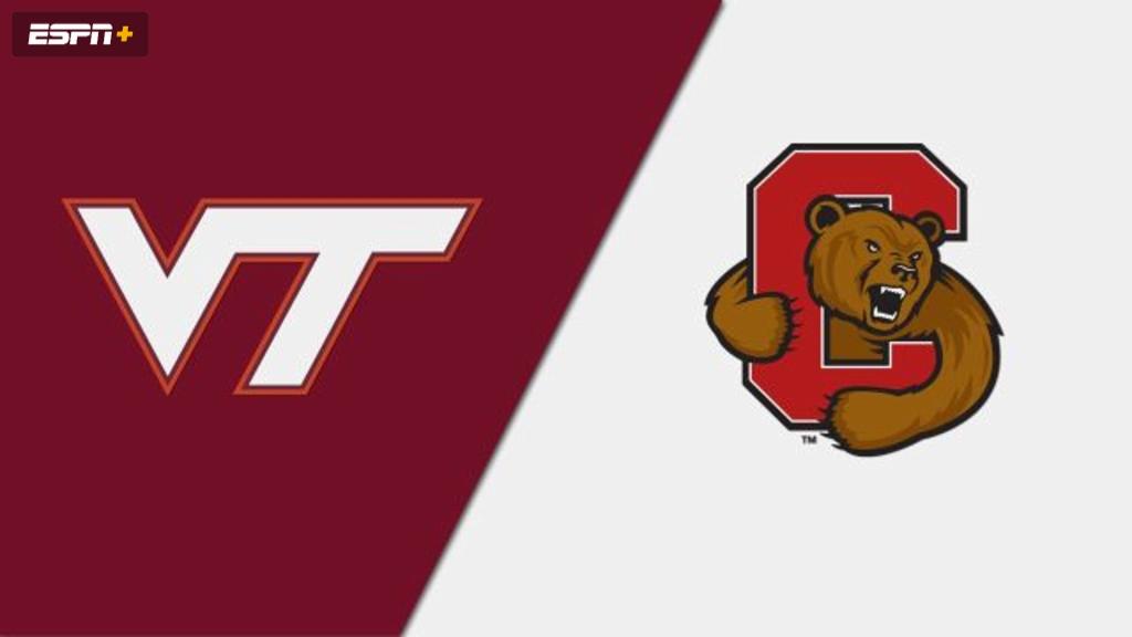 Virginia Tech vs. Cornell (Wrestling)