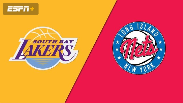 South Bay Lakers vs. Long Island Nets