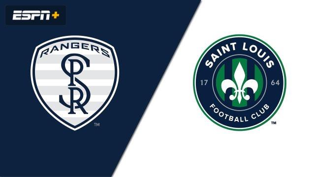 Swope Park Rangers vs. Saint Louis FC (USL Championship)