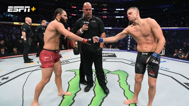 UFC 244: Masvidal vs. Diaz (Main Card)
