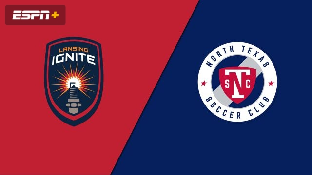 Lansing Ignite FC vs. North Texas SC (USL League One)
