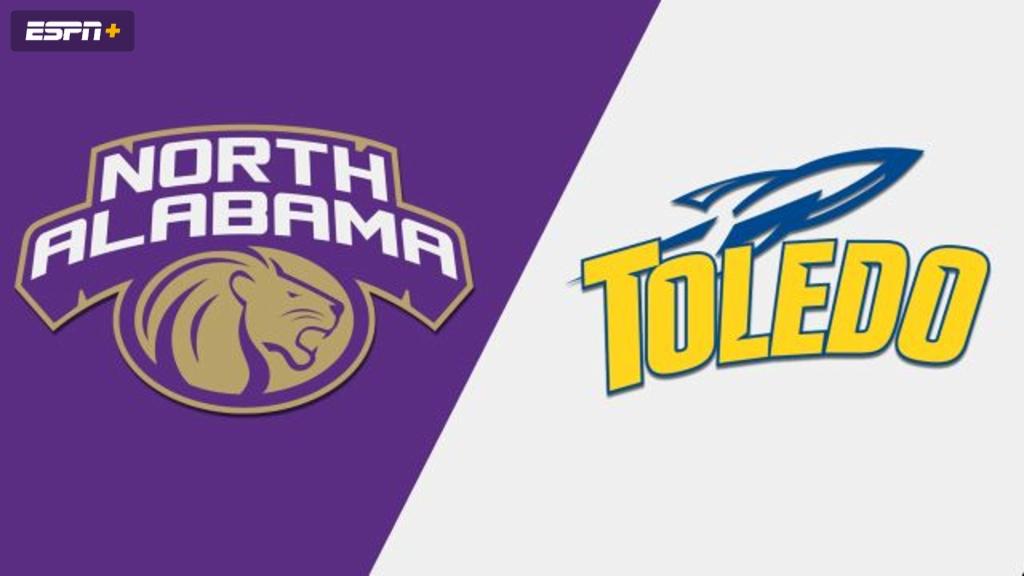North Alabama vs. Toledo (M Basketball)