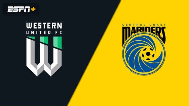 Western United FC vs. Central Coast Mariners (A-League)