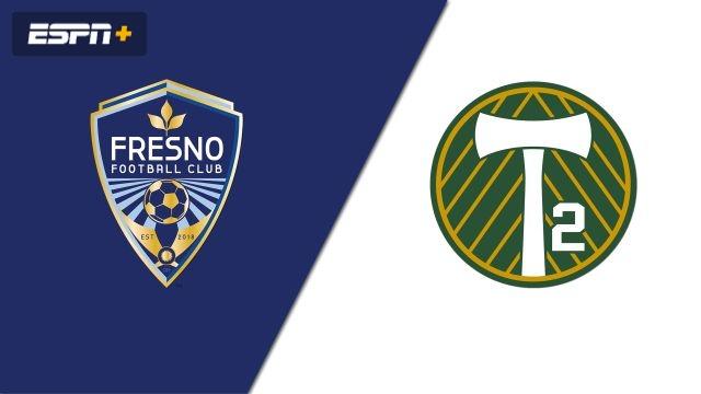 Fresno FC vs. Portland Timbers 2 (USL Championship)