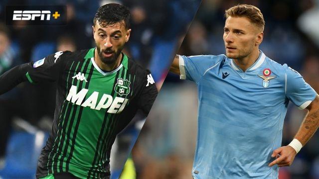 Sassuolo vs. Lazio (Serie A)