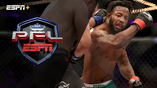 PFL Playoffs Pre-Show: Featherweight and Lightweight