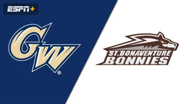 George Washington vs. St. Bonaventure (W Basketball)