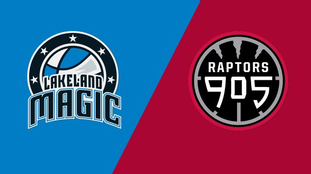 Lakeland Magic vs. Raptors 905