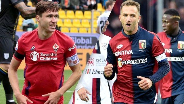Fiorentina vs. Genoa (Serie A)