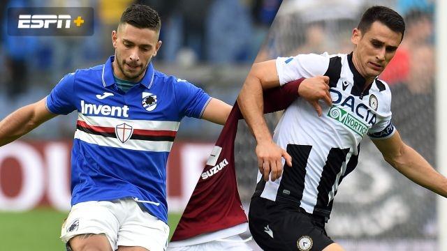 Sampdoria vs. Udinese (Serie A)