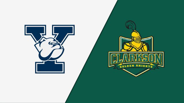 Yale vs. #6 Clarkson (W Hockey)