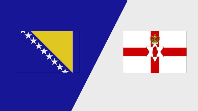 Bosnia-Herzegovina vs. Northern Ireland (UEFA Nations League)