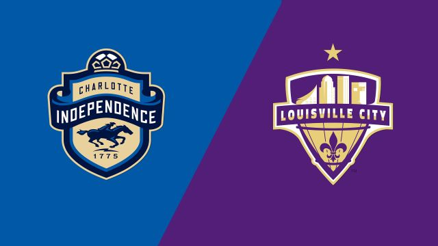 Charlotte Independence vs. Louisville City FC