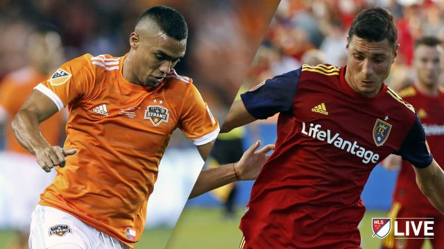 Houston Dynamo vs. Real Salt Lake