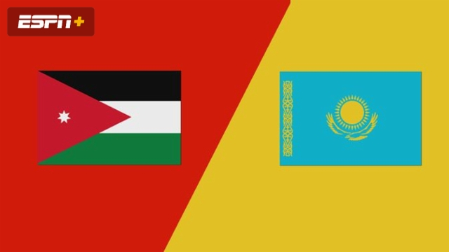 Jordan vs. Kazakhstan