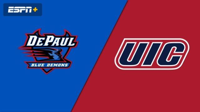DePaul vs. UIC (M Soccer)