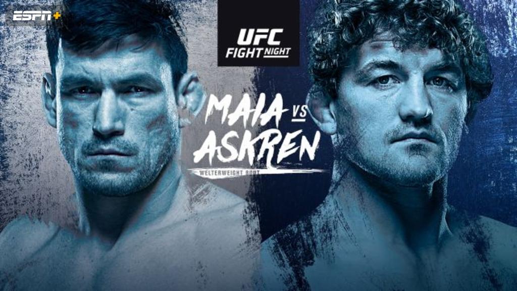 UFC Fight Night: Maia vs. Askren