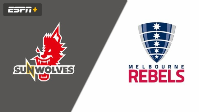 Sunwolves vs. Rebels (Super Rugby)