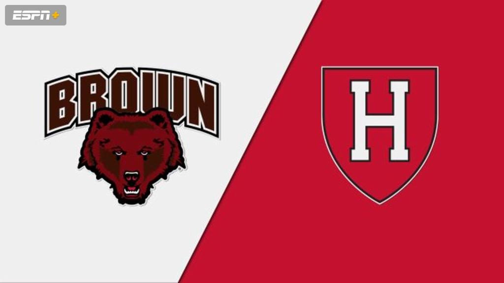 Brown vs. Harvard (Swimming)