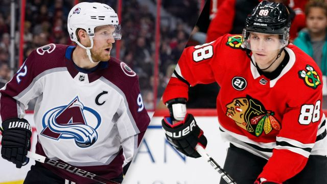 Colorado Avalanche vs. Chicago Blackhawks