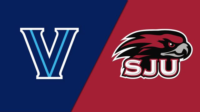 Villanova vs. Saint Joseph's (Baseball)