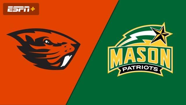 Oregon State vs. George Mason (Wrestling)