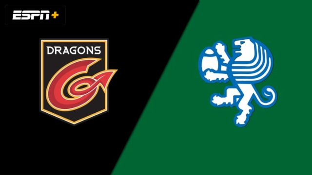 Dragons vs. Benetton (Guinness PRO14 Rugby)