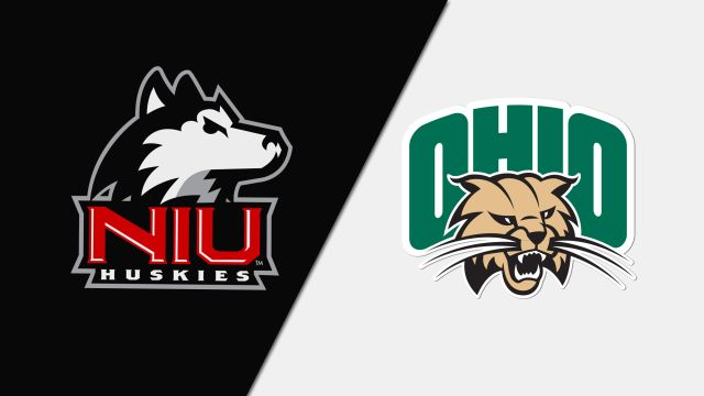 Northern Illinois vs. Ohio (W Volleyball)