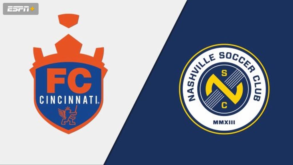 FC Cincinnati vs. Nashville SC (USL Cup Playoffs)