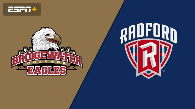 Bridgewater vs. Radford (M Basketball)