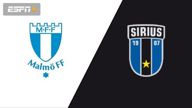 Malmo FF vs. IK Sirius (Allsvenskan)