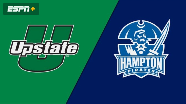USC Upstate vs. Hampton (M Basketball)