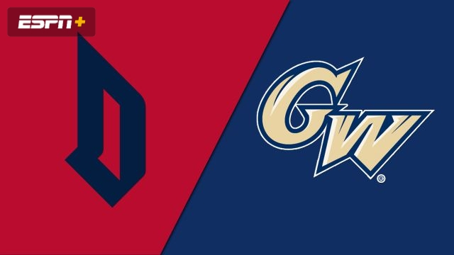 Duquesne vs. George Washington (W Volleyball)