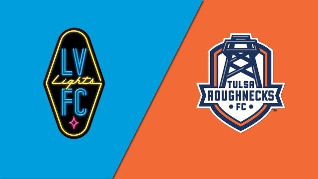 Las Vegas Lights FC vs. Tulsa Roughnecks FC (USL Championship)